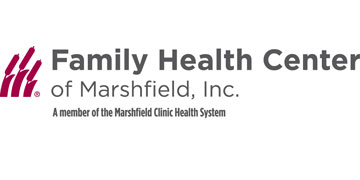 Family Health Center of Marshfield Dental Centers logo
