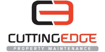 Cutting Edge Property Maintenance logo