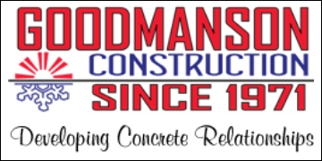 Goodmanson Construction logo
