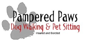 Pampered Paws  logo