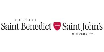 College of St Benedict/Saint John's University logo