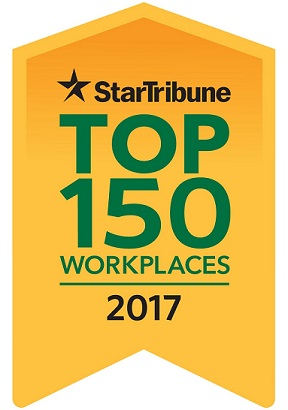 Top 150 Workplaces 2017