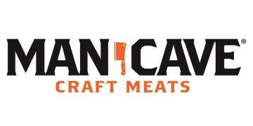 ManCave Craft Meats logo
